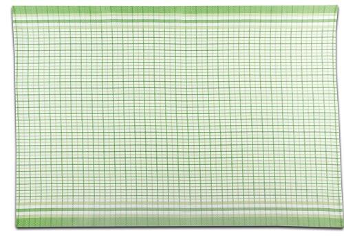 Utěrky Bambus malá kostka zelená – 3 ks v balení