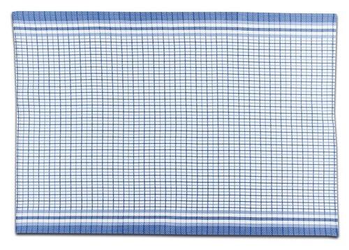 Utěrky Bambus malá kostka modrá – 3 ks v balení
