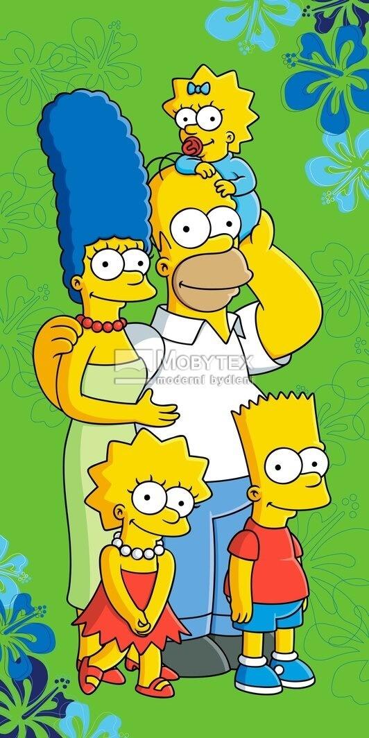 Osuška Simpsons Family