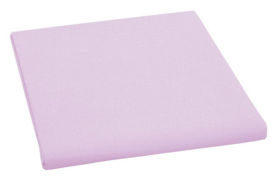Plátěné prostěradlo plachta fialová 150×230 cm