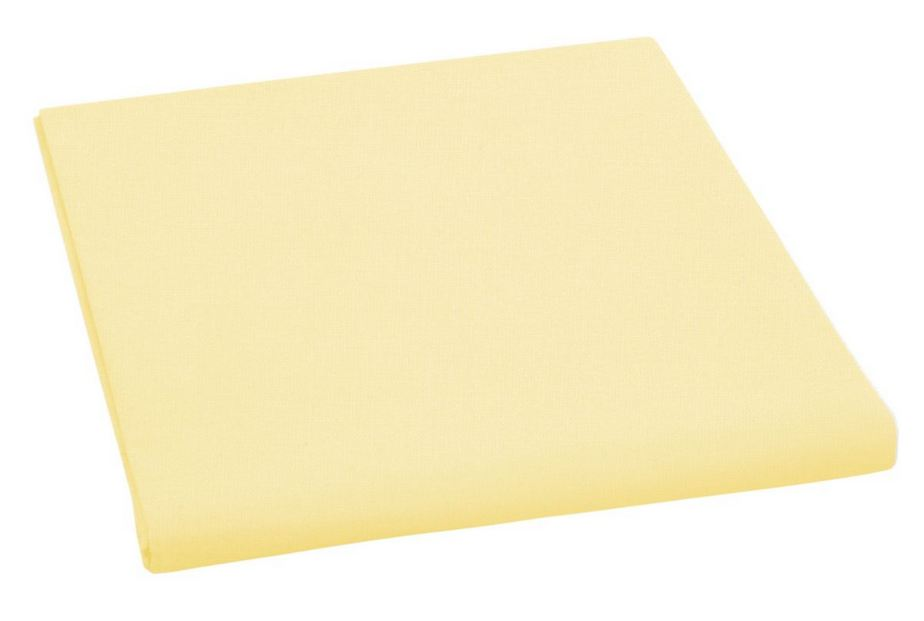 Plátěné prostěradlo plachta citrus 150×230 cm