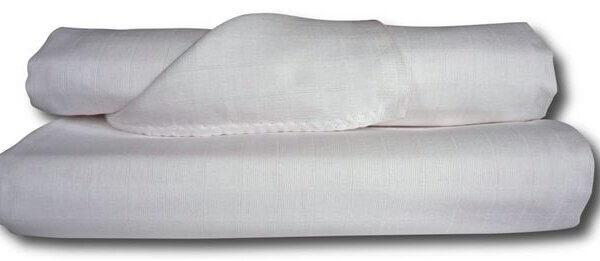 Libštátské látkové osušky bílé 90×100 cm – 2 ks v balení