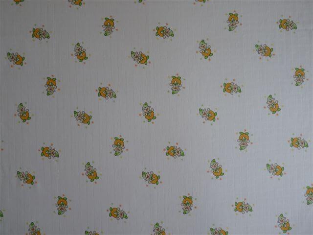 Libštátské tetra osušky Klaun 90×100 cm 1 ks