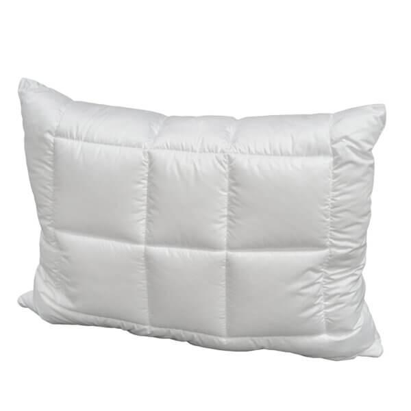 TENCEL prošívaný polštář s vnitřním polštářem s povrchem bavlna