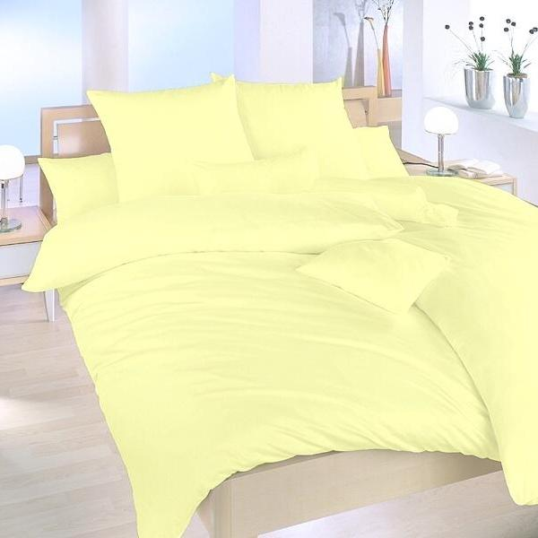 Krep světle žlutý