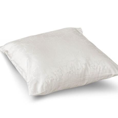 Povlak Tencel Větvičky bílá