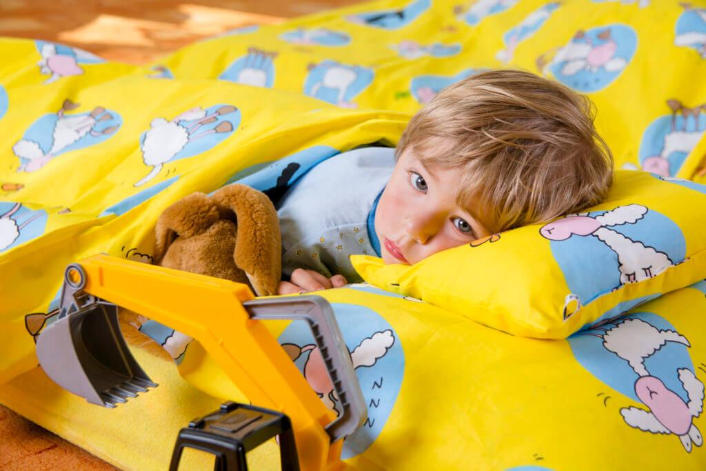 Umožňujeme výběr látky dětské nabídky