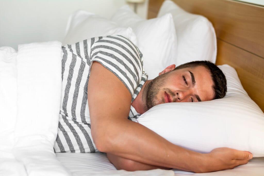 7. Zdravý spánek máme rádi