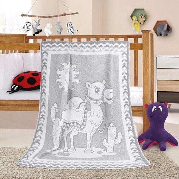Dětská deka velbloud