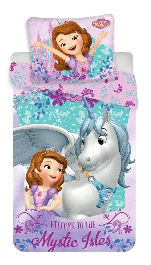 Povlečení Sofie Unicorn