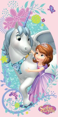Osuška Sofie unicorn