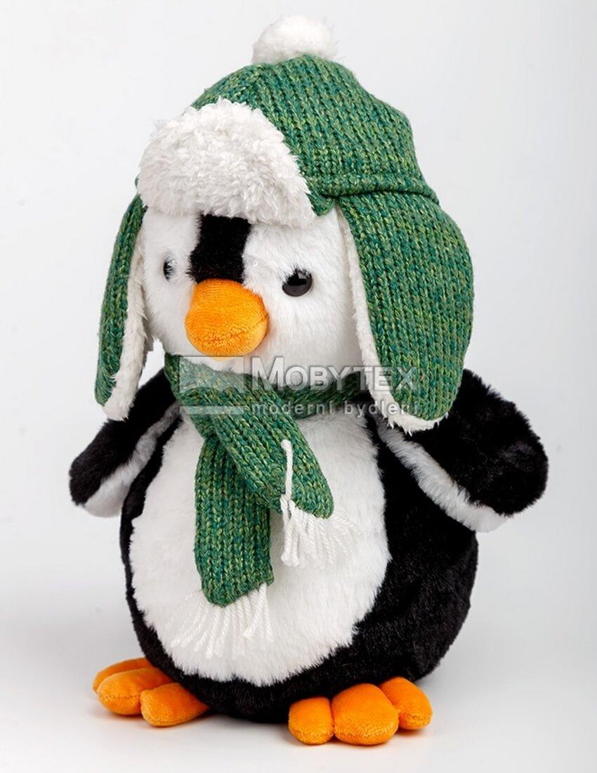 Plyšák tučňák