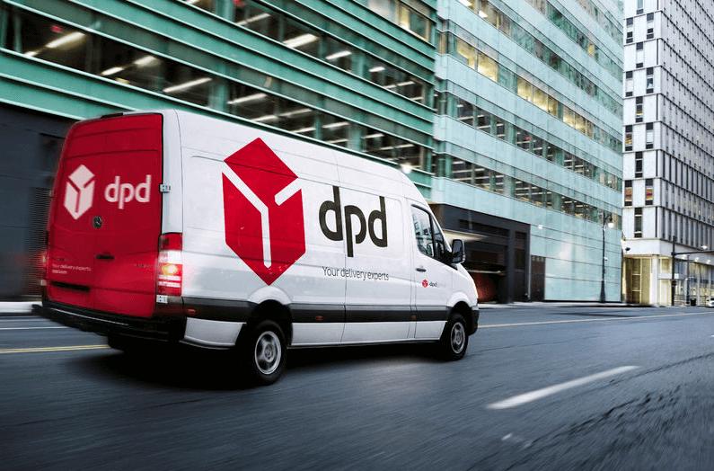 Přepravní firma DPD