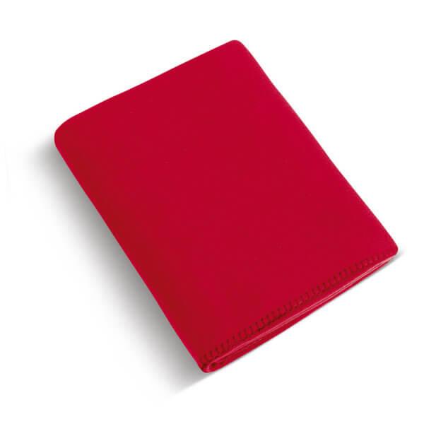 Deka POLAR fleece červená