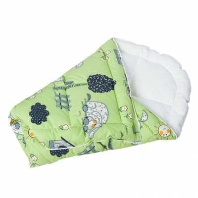Rychlozavinovačka pejsci zelení + bílá bavlna
