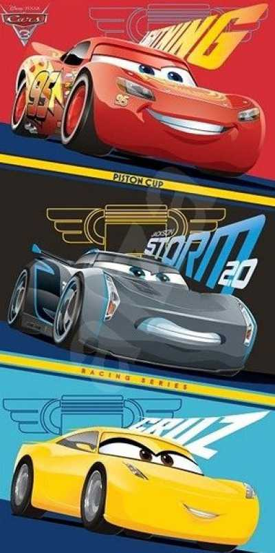 Osuška Cars 3