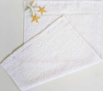 Dětský ručník froté 30×50 cm bílý
